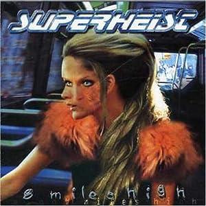 Superheist  - 8 Miles High (EP) (2000)