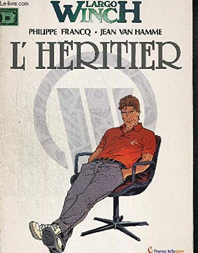 francq-france-telecom-largo-winch-1-lheritier-edition-promotionnelle-souple