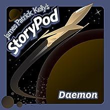 Daemon Audiobook by James Patrick Kelly Narrated by James Patrick Kelly
