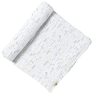 Pehr Designs Showers Blue Swaddle