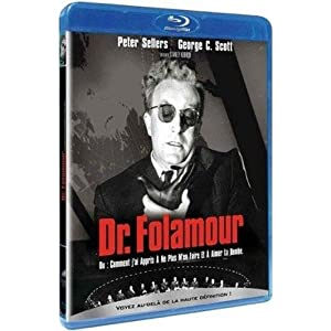 Dr. Folamour [Blu-ray]