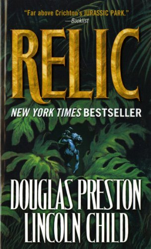 relic-pendergast-series-book-1-english-edition