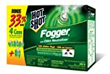 Hot Shot 2-Ounce Indoor Fogger, Bonus Size