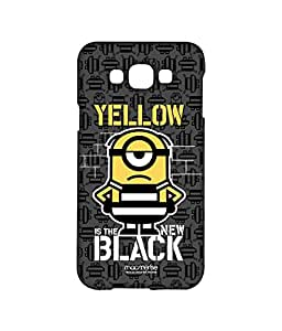 Yellow Black - Sublime Case for Samsung Grand Max