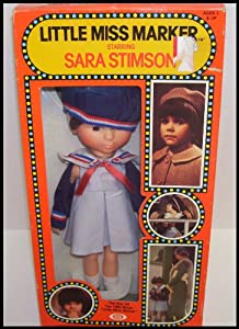 Ideal Toys Little Miss Marker Vintage Doll From 1980