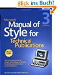 Microsoft� Manual of Style for Techni...