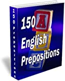 150 English Prepositions