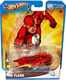 2012 Hot Wheels DC Universe THE FLASH 1:64 Scale Collectible Die Cast Car