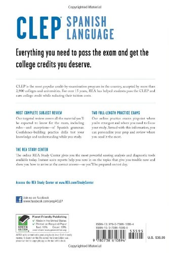 CLEP - College-Level Examination Program