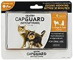 Sentry 6 Count CapGuard Flea Tablets...