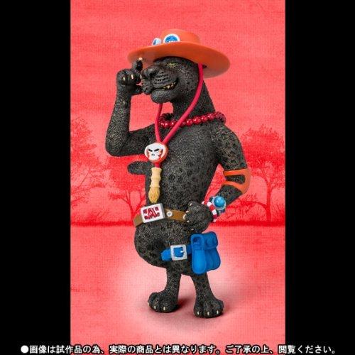 魂ウェブ商店限定 フィギュアーツZERO Artist Special ポートガス・D・エース as クロヒョウ