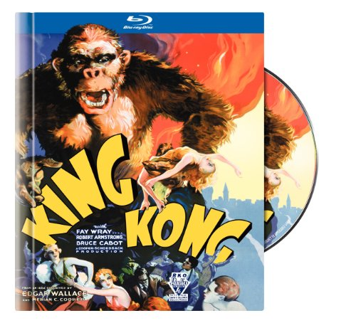 Cover art for  King Kong [Blu-ray Book]
