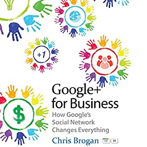 Google+ for Business Audiobook