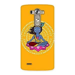 Yog Krishna Back Case Cover for LG G3