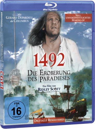 1492 - Die Eroberung des Paradieses [Blu-ray]