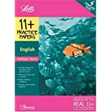 11+ Practice Papers Multiple-choice English: Contains 4 Tests - 11A, 11B, 11C, 11D (Letts 11+ Practice Papers)by NferNelson
