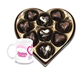 Valentine Chocholik Belgium Chocolates - Charming Love Surprise With Love Mug