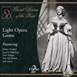 Great Voices of the Past: Light Opera Gems