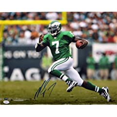 Signed Michael Vick Philadelphia Eagles Photo - 16x20 - JSA Certified by Sports Memorabilia