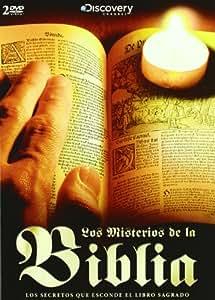 Discovery Channel: Los Misterios De La Biblia [DVD]