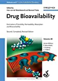 img - for Drug Bioavailability: Estimation of Solubility, Permeability, Absorption and Bioavailability book / textbook / text book