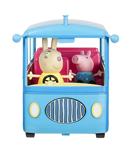 school bus and dumb pigs Join in the school time fun as peppa pig and her playgroup go on a class trip to the mountains, camp in the woods, visit the library, make a new friend -- and much more.