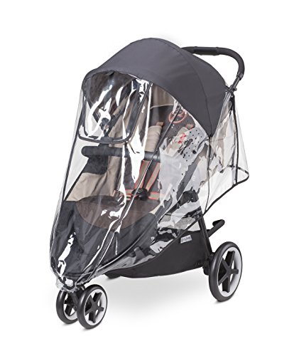 CYBEX Agis M-Air and Eternis M Stroller Rain Cover, Black
