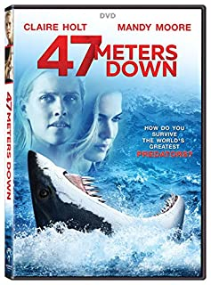Book Cover: 47 Meters Down