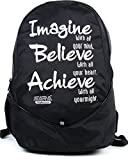 #7: Sara Black Kids School Bags