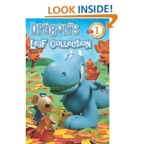 Dragon Reader #5: Dragon's Leaf Collection (Level 1)