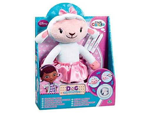 Flair Doc Mcstuffins - Coloris Me Lambie