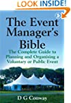 The Event Manager's Bible 3rd Edition...