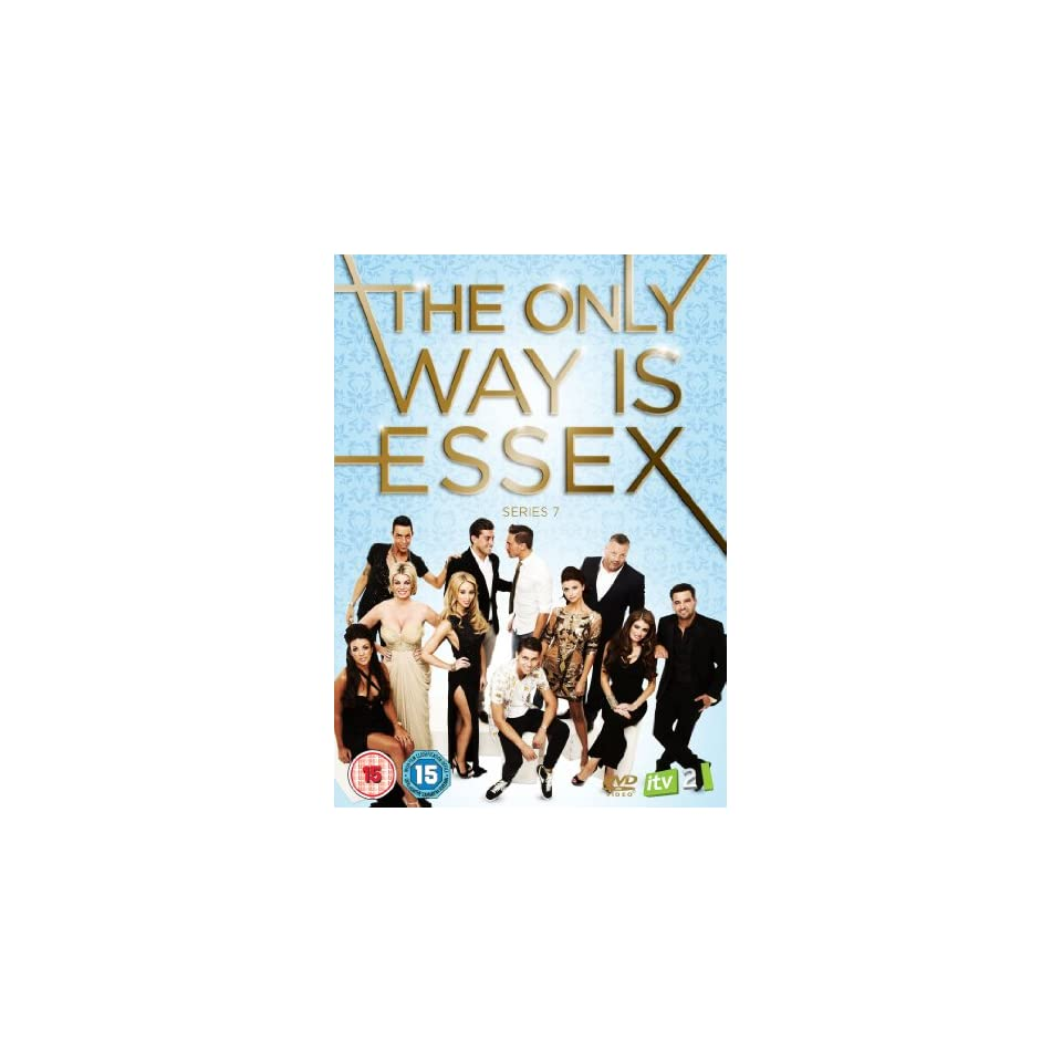 The Only Way Is Essex (Series 7)   2 DVD Set ( The Only Way Is Essex   Series Seven ) [ NON USA FORMAT, PAL, Reg.2 Import   United Kingdom ]