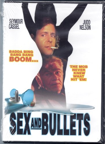 Cover art for  Sex & Bullets