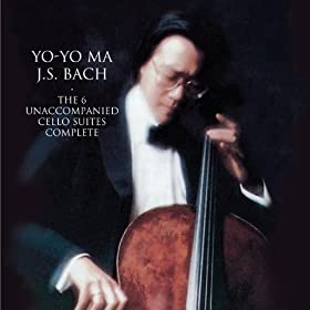 Bach: Unaccompanied Cello Suites