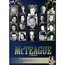 McTeague (Dramatized) Performance Auteur(s) : Frank Norris Narrateur(s) : Edward Asner, Ed Begley Jr, Hector Elizondo, Helen Hunt, Amy Irving, Stacy Keach, JoBeth Williams