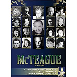 McTeague (Dramatized) Hörspiel