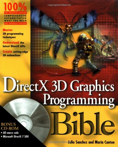 DirectX 3D Graphics Programming Bible