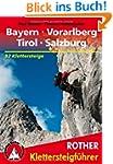 Klettersteigf�hrer Bayern - Vorarlber...