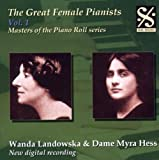 The Great Female Pianists Vol.1