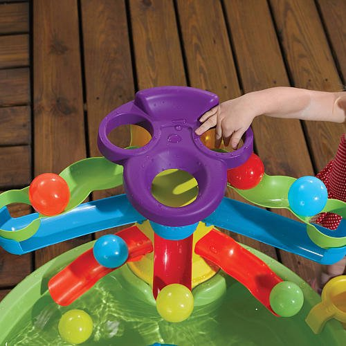 Step2 Busy Ball Play Table sara gillingham busy baby trucks