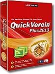 QuickVerein Plus 2013 (Version 4.00)