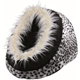 Trixie Minou Cuddly Cave, 35  26  41 cm, Snow Leopard Dessin