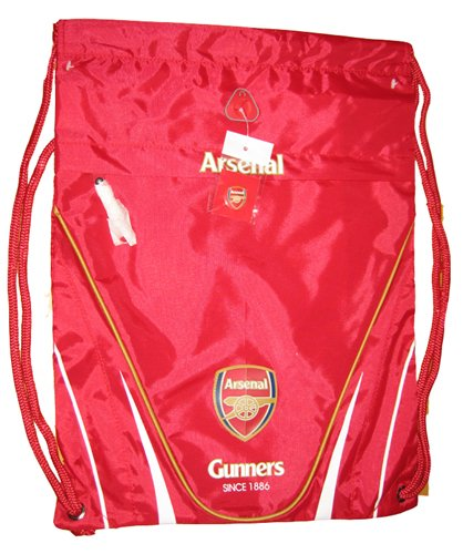 Arsenal FC Cinch Bag - English Premier League Soccer Futbol