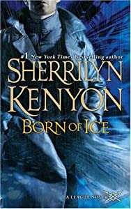 "Cover of ""Born of Ice (League, No 3)"""