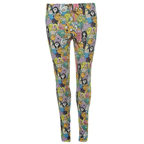 adventure-time-leggings-para-mujer-medium