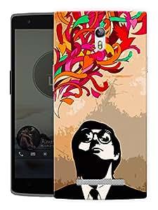 "Humor Gang Subconscious Mind Printed Designer Mobile Back Cover For ""Oppo Find 7"" (3D, Matte, Premium Quality Snap On Case)"