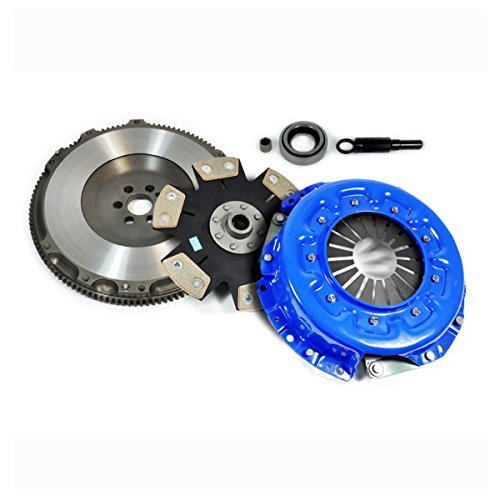 EF STAGE 4 CLUTCH KIT+FLYWHEEL for SKYLINE GTR GTS R31 R32 R33 RB20DET RB25DET (Stage 4 Clutch Kit R33 compare prices)