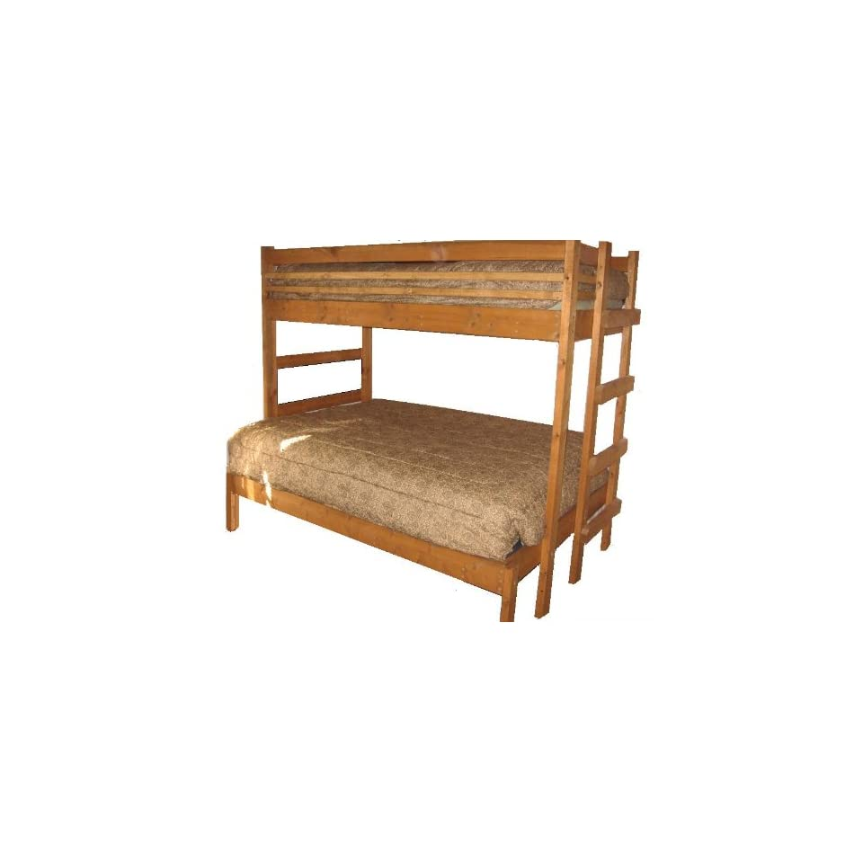 woodworking plans dp b007dj6brw how to build twin over full bunk bed
