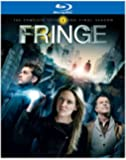 Fringe: The Complete Fifth Season [Reino Unido] [Blu-ray]